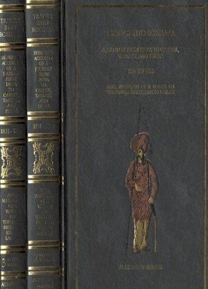 Travels into Bokhara: A Journey from India to Cabool, Tartary, and Persia 1831 to 1833 Also, Narrative of a Voyage on the Indus, from the sea to Lahore (3 Vols. Set)