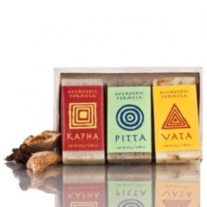 Ayurvedic Formula Mini 3 Soap Set