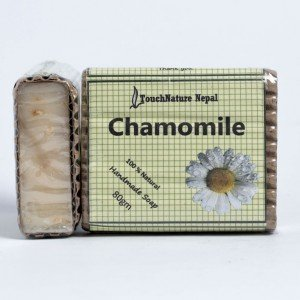 Touch Nature Chamomile Soap (80 gms.)