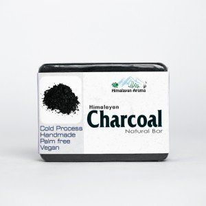 Himalayan Aroma Himalayan Charcoal Nature Bar Soap (100 gms.)