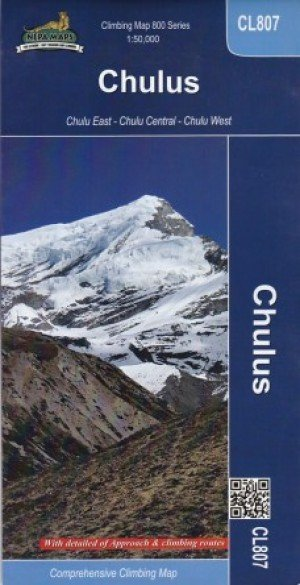 Climbing Map Chulus CL807