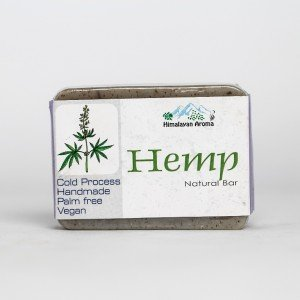 Himalayan Aroma Hemp Natural Bar Soap (100 gms.)