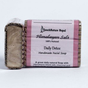 Touch Nature Himalayan Salt Soap (80 gms)
