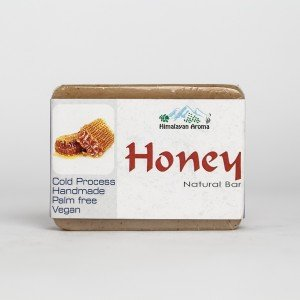 Himalayan Aroma Honey Natural Bar Soap (100 gms.)