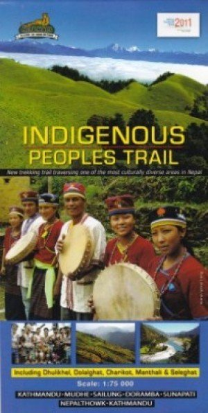 Indigenous Peoples Trail Map