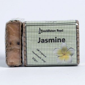 Touch Nature Jasmine Soap (80 gms.)