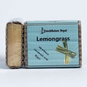 Touch Nature Lemongrass Soap (80 gms.)