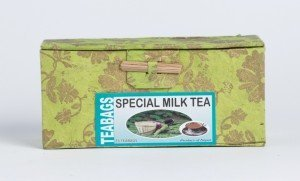 Special Milk Tea (25 Tea Bags in Paper Box)