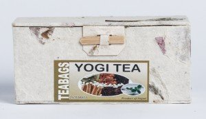 Yogi Tea (25 Tea Bags in Paper Box)