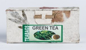 Green Tea (25 Tea Bags in Paper Box)