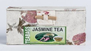 Jasmine Tea (25 Tea Bags in Paper Box)