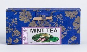 Mint Tea (25 Tea Bags in Paper Box)