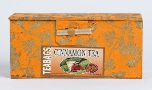 Cinnamon Tea (25 Tea Bags in Paper Box)