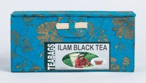 Ilam Black Tea (25 Tea Bags in Paper Box)