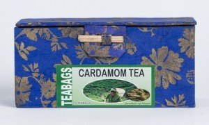 Cardamom Tea ( 25 Tea Bags in Paper Box)