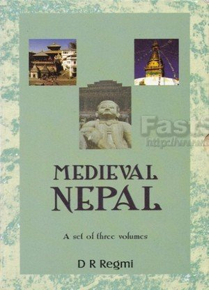Medieval Nepal A set of Three Volumes