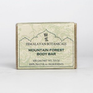 Himalayan Botanicals Mountain Forest Body Soap (100 gms.)