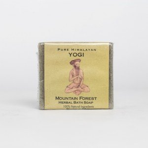 Pure Himalayan Yogi Mountain Forest Herbal Bath Soap (80 gms.)