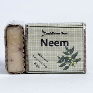 Touch Nature Neem Soap (80 gms.)