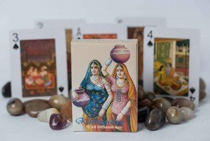 "Playing Cards: ""Kamasutra"" (KS4)"
