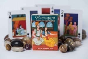 "Playing Cards: ""Kamasutra – The Erotic Art of Nepal"" (NKS 3)"