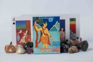 "Playing Cards: ""Kamasutra – The Erotic Art of Nepal"" (NKS 2)"