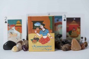 "Playing Cards: ""Kamasutra – The Erotic Art of Nepal"" (NKS 1)"