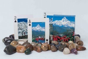 "Playing Cards: ""Annapurna"""