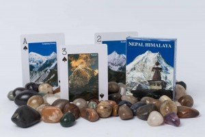 "Playing Cards: ""Nepal Himalaya"""