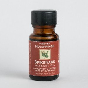 Tibetan Hotsprings Spikenard Essential Oil Blend (12 ml) 0.299