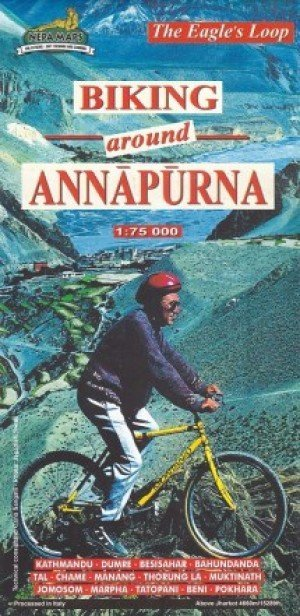 The Eagles Loop : Biking Around Annapurna