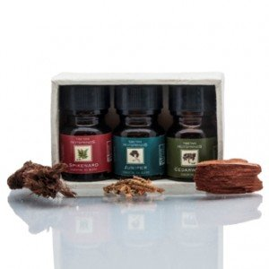 Tibetan Hotsprings 3 Essential Oil Blend Kit 6 ML