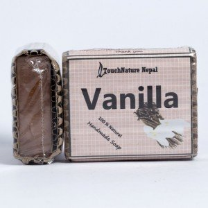 Touch Nature Vanilla Soap (80 gms.)