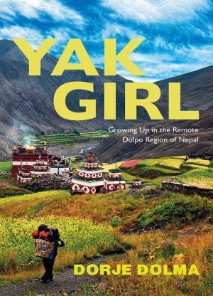 Yak Girl Growing Up in the Remote Dolpo Region of Nepal