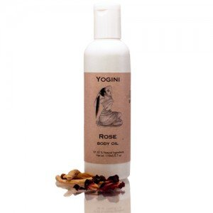 Yogini Rose Massage Oil